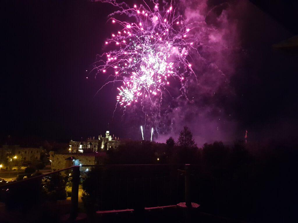 Lange Nächte - Klettern bei uns im Hochseilgarten - den Sonnenuntergang, die Abenddämmerung und im Anschluss das Feuerwerk genießen - Samstag 08.08. und 15.08.2020 ist es wieder soweit!