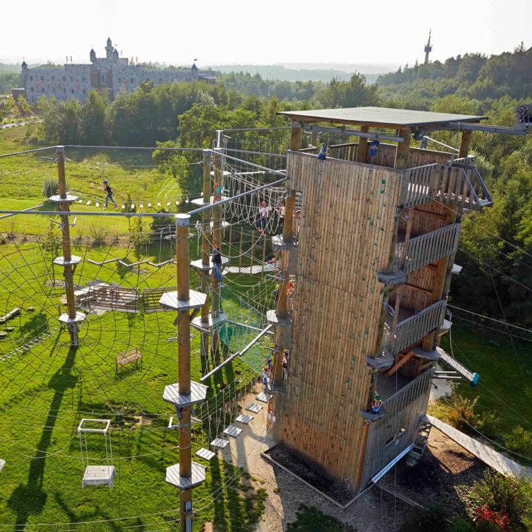 legoland-Klettergarten-Turm